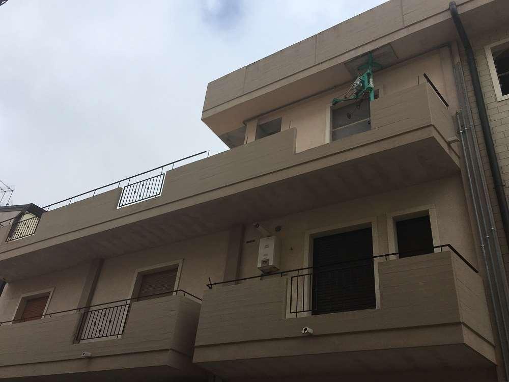 Quadrilocale in Vendita a Santeramo in Colle (Bari) - Rif: V000049
