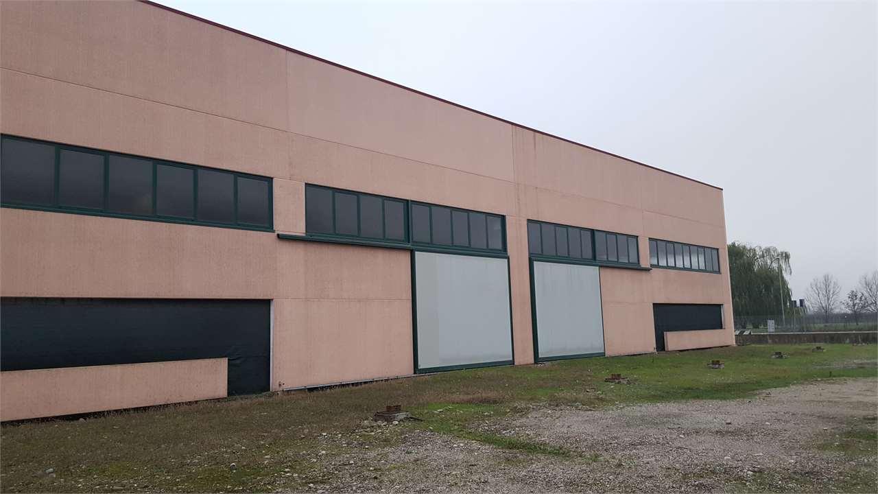 Vendita capannone/magazzino Mantova