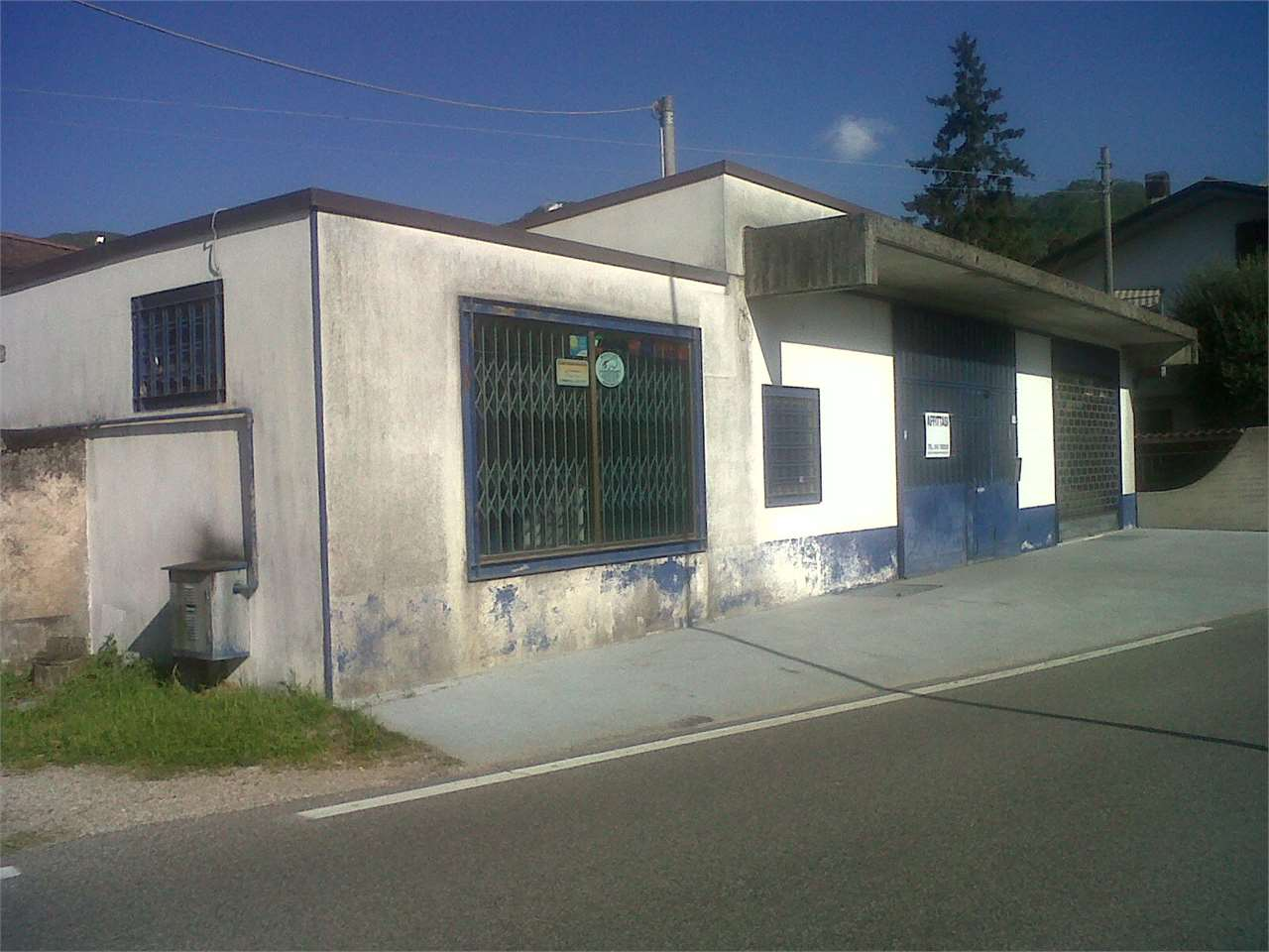 Capannone in affitto a Badia Calavena, 4 locali, prezzo € 500 | Cambio Casa.it