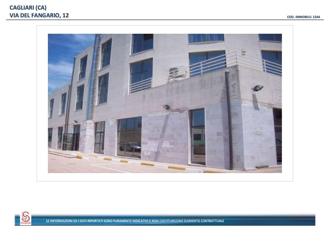 Ufficio / Studio in vendita a Cagliari, 9999 locali, prezzo € 420.000 | Cambio Casa.it