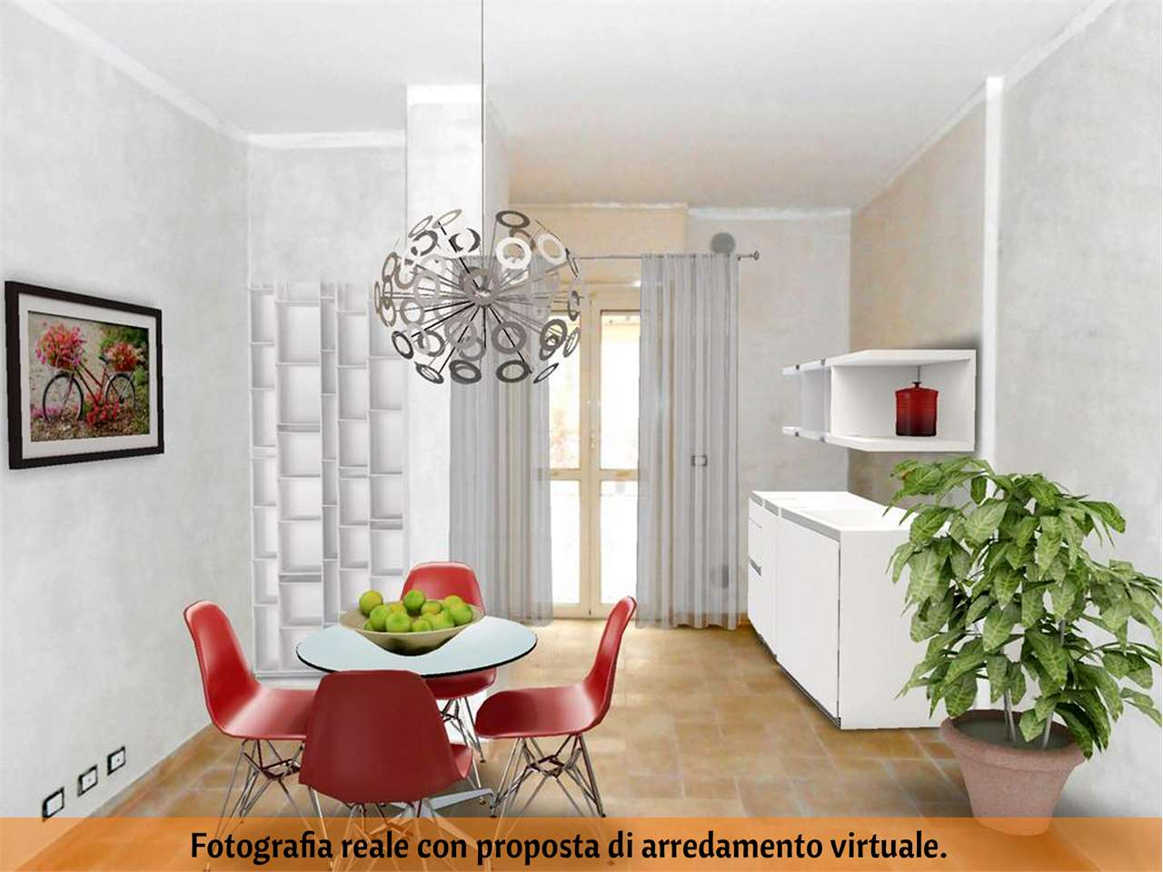 Appartamento in vendita a Moncalieri, 3 locali, zona Zona: San Pietro, prezzo € 260.000 | Cambio Casa.it