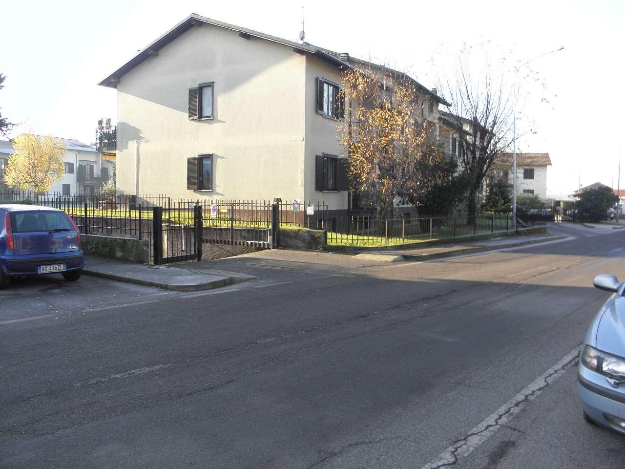 Magazzino in vendita a Capriate San Gervasio, 1 locali, prezzo € 63.000 | CambioCasa.it