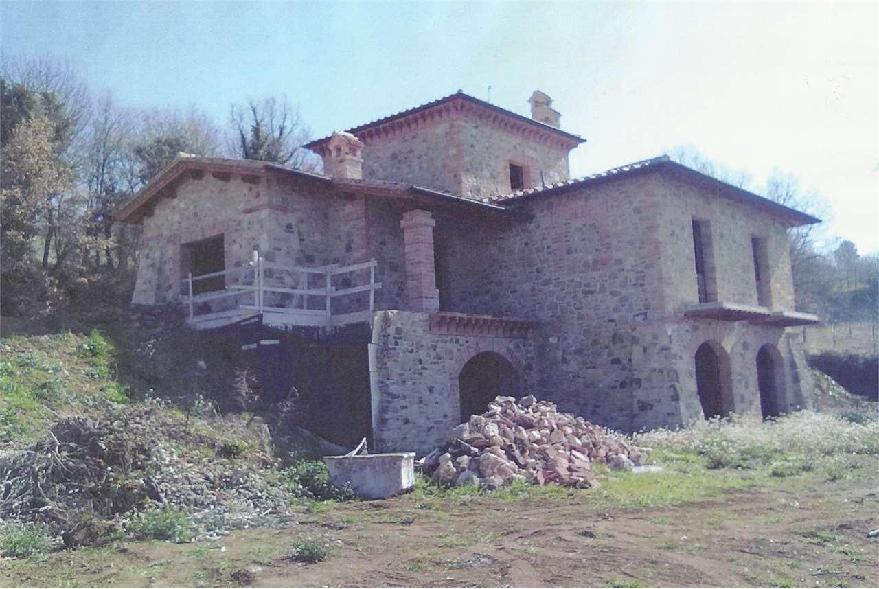 Villa in vendita a Collazzone, 8 locali, prezzo € 650.000 | Cambio Casa.it