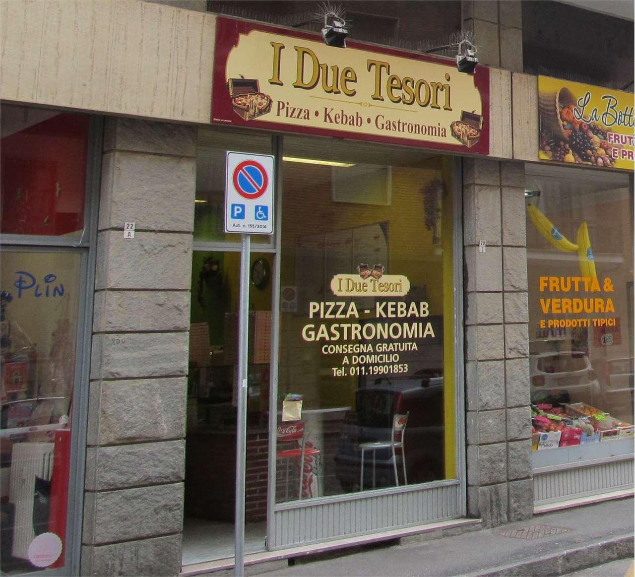 Negozio / Locale in vendita a Rivoli, 2 locali, zona Zona: Cascine Vica, prezzo € 50.000 | Cambio Casa.it