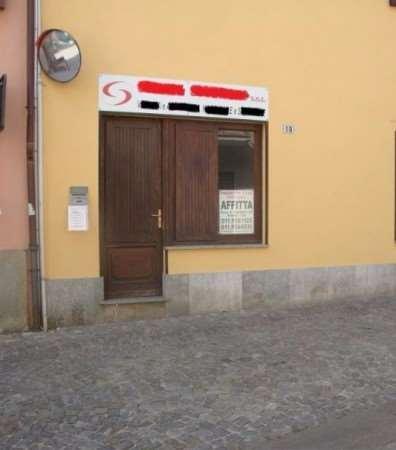 Negozio / Locale in affitto a Villarbasse, 2 locali, zona Località: Centro storico, prezzo € 450 | Cambio Casa.it