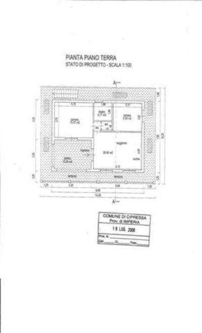 Villa in vendita a Santo Stefano al Mare, 7 locali, Trattative riservate | Cambio Casa.it