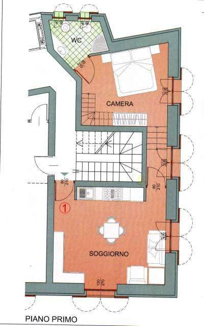 Albissola Marina Vendita Duplex Immagine 4
