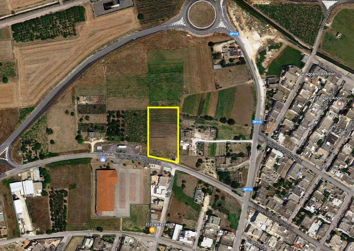 Terreno Edificabile Residenziale in vendita a Nardò, 9999 locali, prezzo € 200.000 | CambioCasa.it