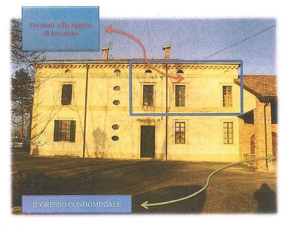 Appartamento in affitto a Busseto, 4 locali, prezzo € 600 | Cambio Casa.it