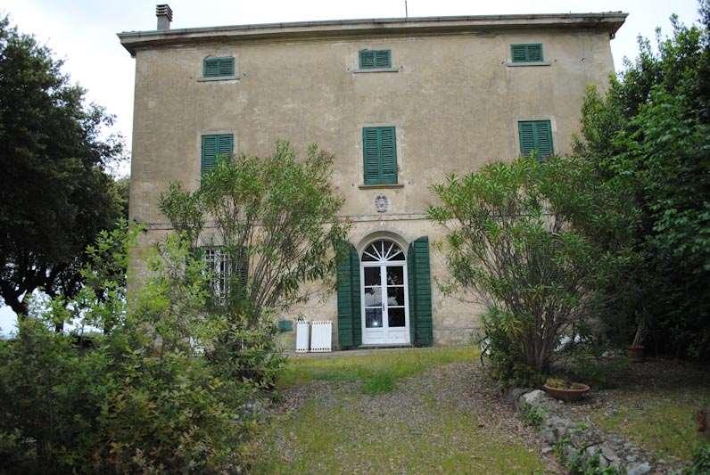 Palazzo / Stabile in vendita a Terricciola, 14 locali, zona Zona: Morrona, prezzo € 600.000 | Cambio Casa.it