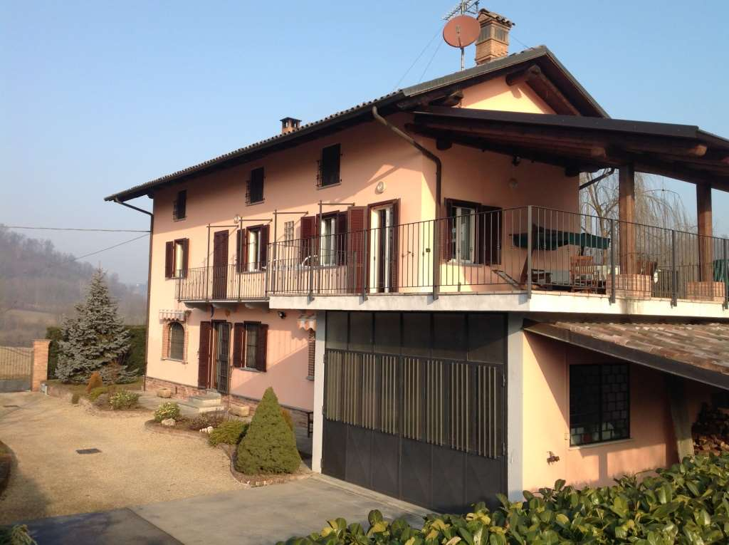 Soluzione Indipendente in vendita a Sciolze, 8 locali, prezzo € 420.000 | Cambio Casa.it