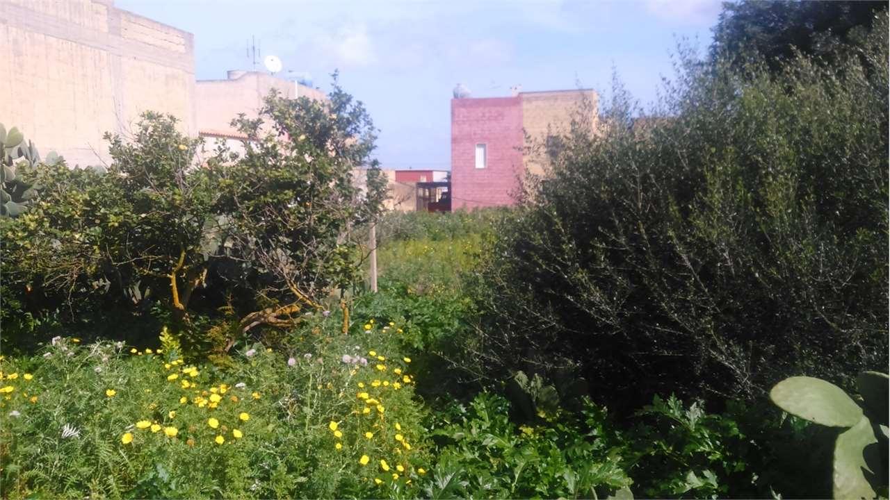 Terreno Edificabile Residenziale in vendita a Marsala, 9999 locali, zona Località: Periferia lato Trapani, prezzo € 80.000 | CambioCasa.it