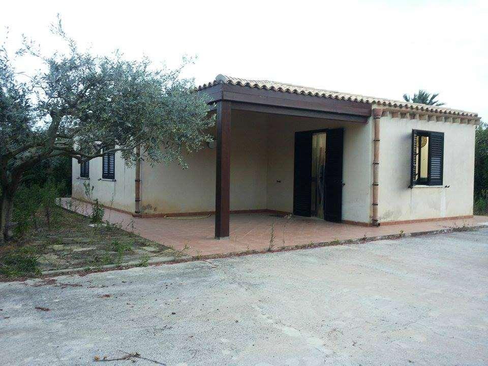 Villa in affitto a Marsala, 4 locali, zona Località: Zona mare lato Mazara del Vallo, Trattative riservate | CambioCasa.it
