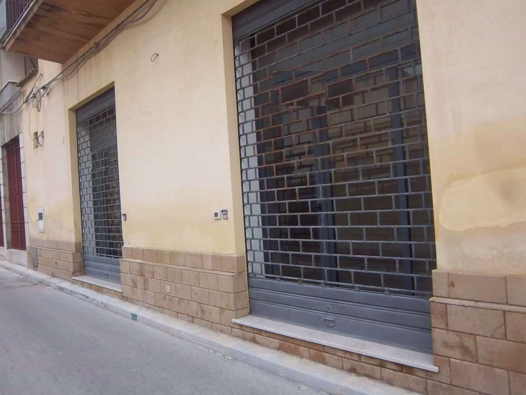 Negozio / Locale in affitto a Marsala, 1 locali, zona Località: Centro, prezzo € 550 | CambioCasa.it