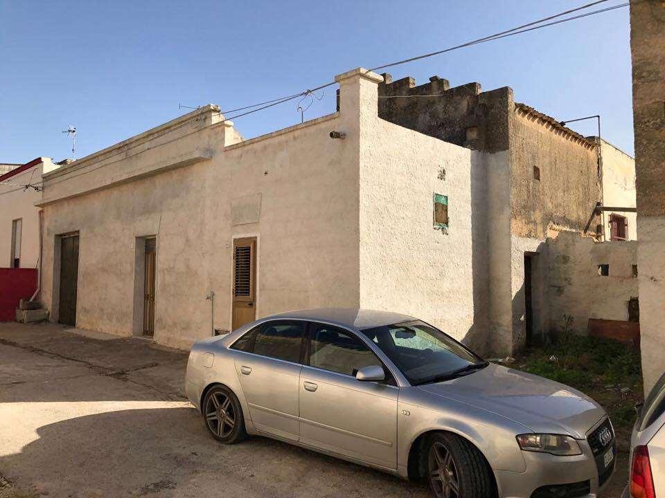 Soluzione Indipendente in vendita a Marsala, 5 locali, zona Località: Periferia lato Trapani, prezzo € 40.000 | CambioCasa.it