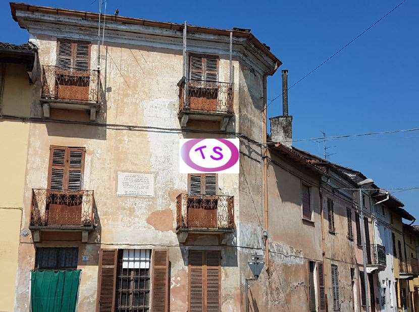Appartamento in vendita a Balzola, 14 locali, prezzo € 80.000 | CambioCasa.it