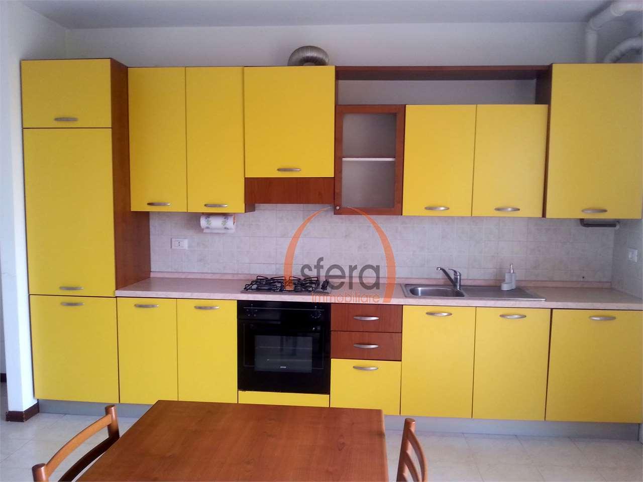 Appartamento in affitto a San Giorgio di Mantova, 2 locali, zona Zona: Tripoli, prezzo € 450 | Cambio Casa.it