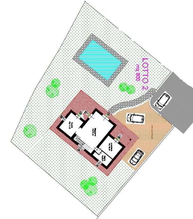 Terreno Edificabile Residenziale in vendita a Capannori, 9999 locali, zona Zona: Gragnano, prezzo € 70.000 | CambioCasa.it
