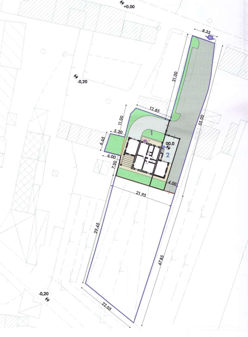 Terreno Edificabile Residenziale in vendita a Porcari, 9999 locali, prezzo € 90.000 | Cambio Casa.it