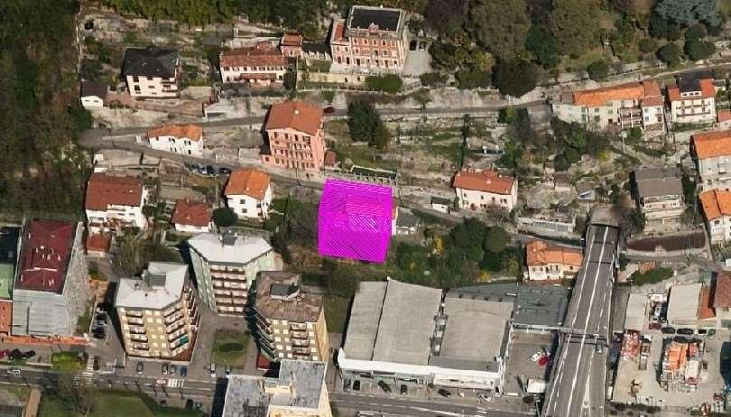 Terreno Edificabile Residenziale in Vendita a Cernobbio