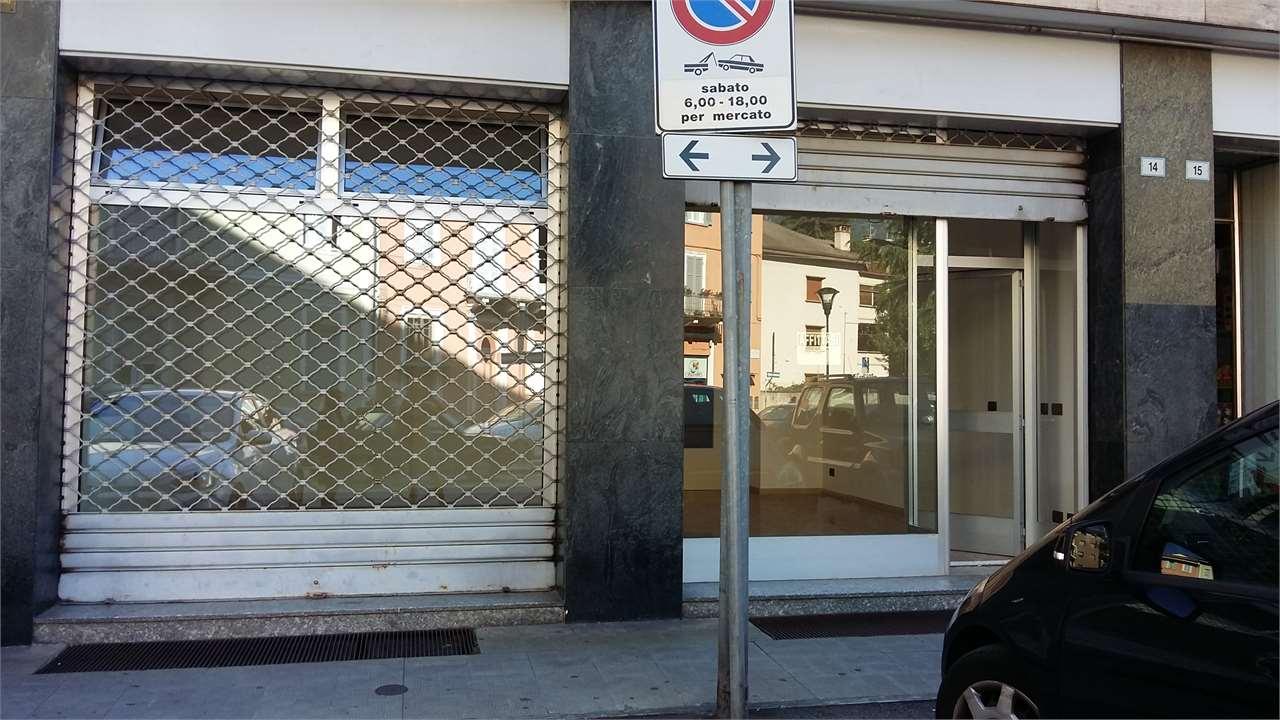 Ufficio / Studio in affitto a Domodossola, 2 locali, prezzo € 600 | CambioCasa.it