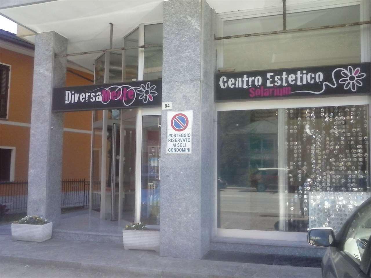 Negozio / Locale in affitto a Villadossola, 3 locali, prezzo € 450 | CambioCasa.it