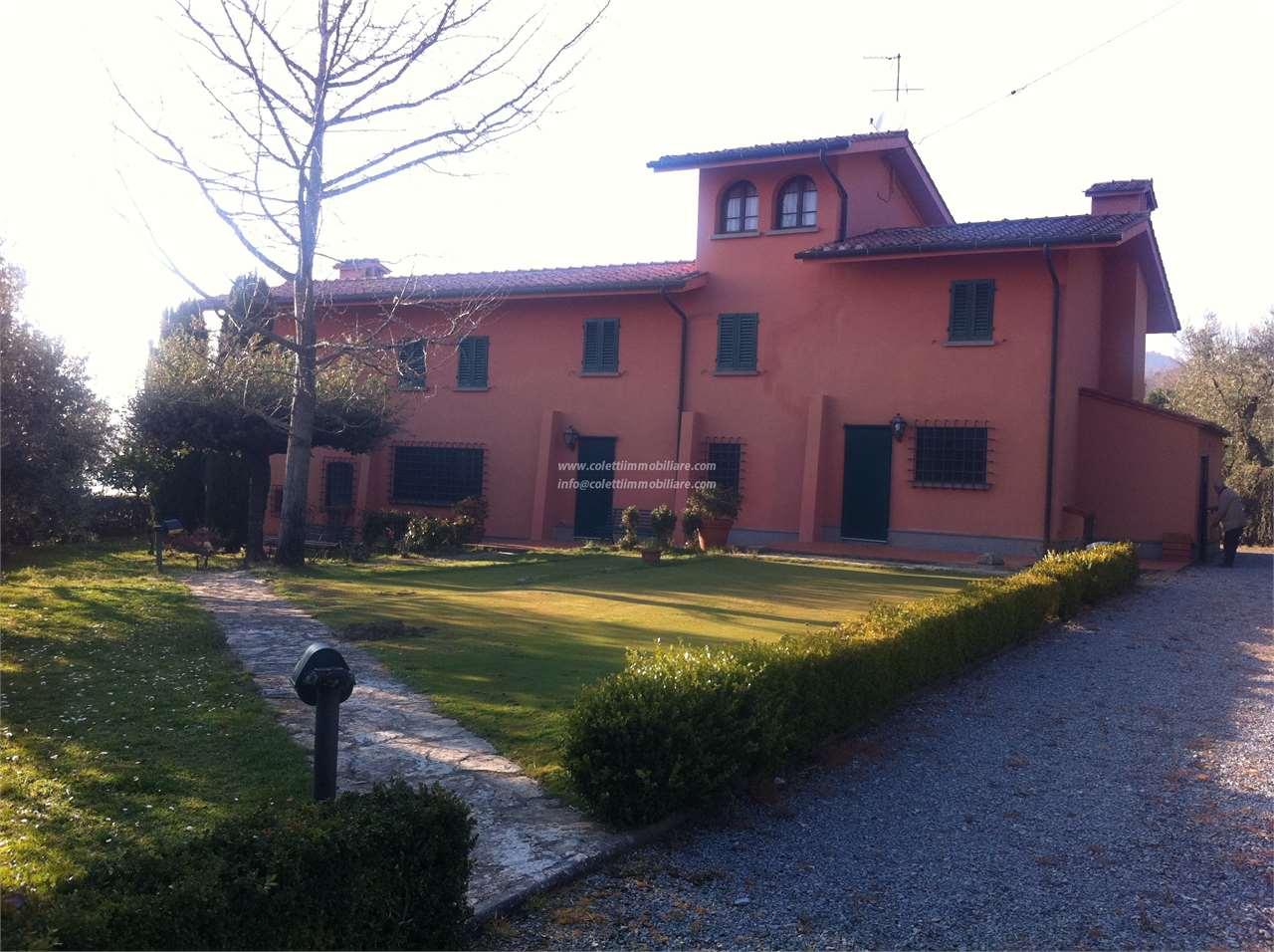 Villa in vendita a Montecatini-Terme, 10 locali, prezzo € 790.000 | CambioCasa.it