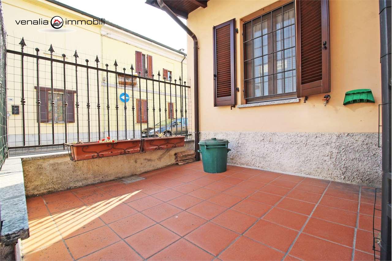 Bilocale Borgarello Via 1 Maggio 2