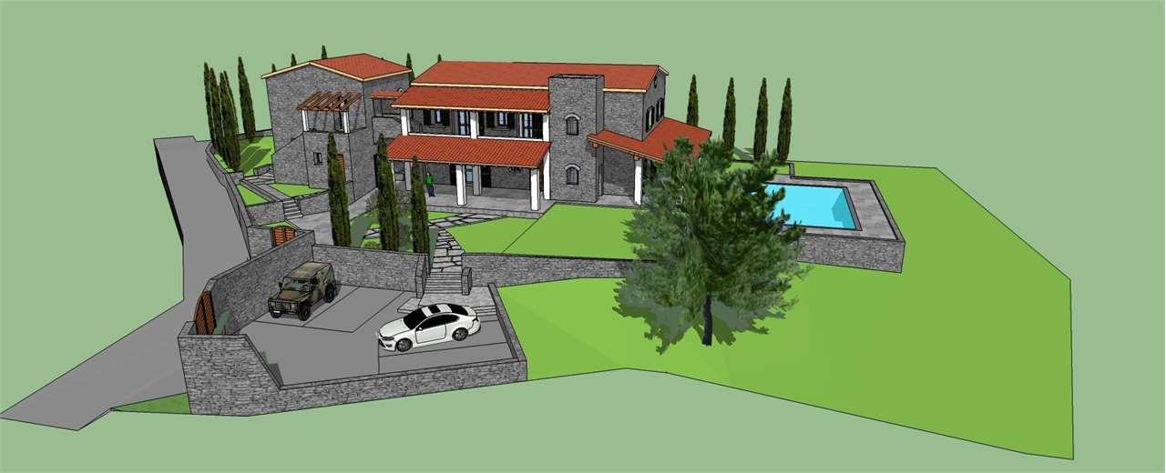Rustico / Casale in vendita a Capolona, 9999 locali, prezzo € 160.000 | Cambio Casa.it