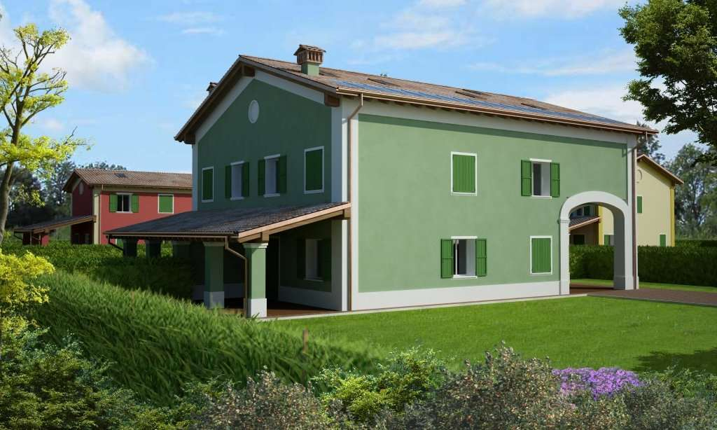 Villa in Vendita a Castelnuovo Rangone