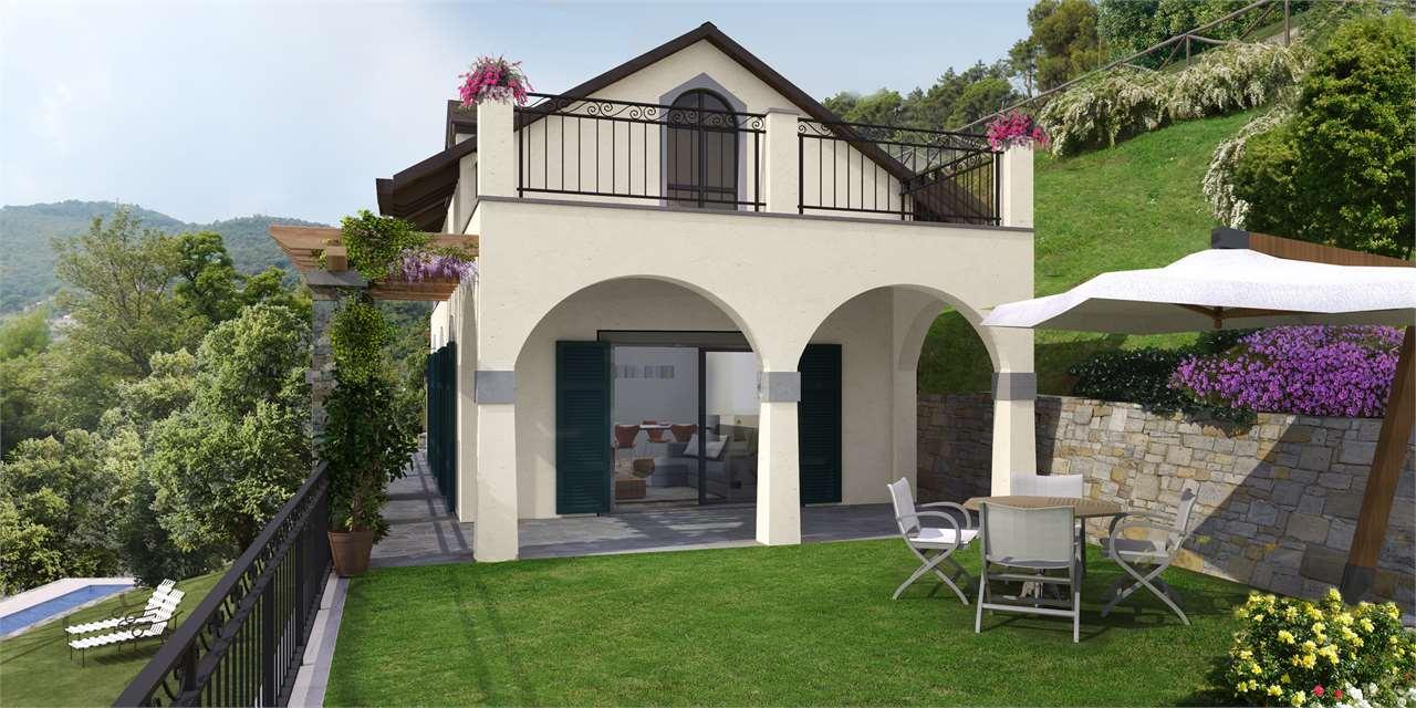 Villa in vendita a Alassio, 8 locali, Trattative riservate | CambioCasa.it