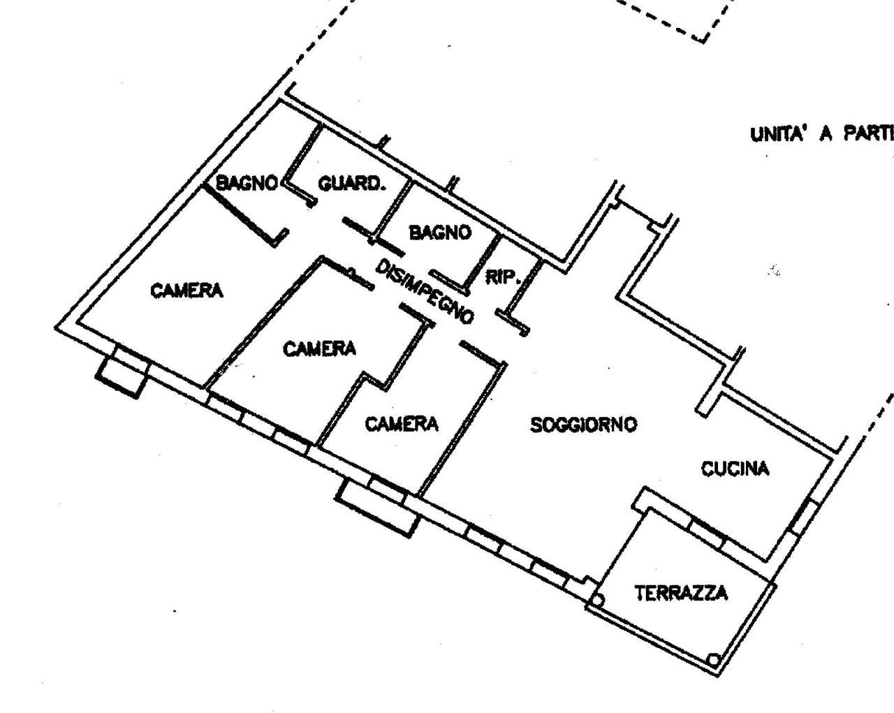 Attico / Mansarda in Vendita a Oderzo