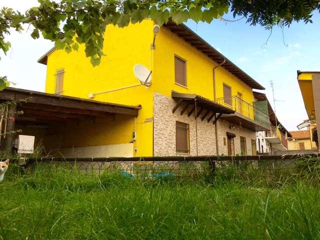 Soluzione Indipendente in vendita a Valle Lomellina, 3 locali, prezzo € 119.000 | CambioCasa.it