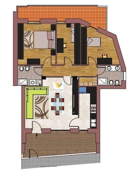Appartamento Santeramo in Colle V000092