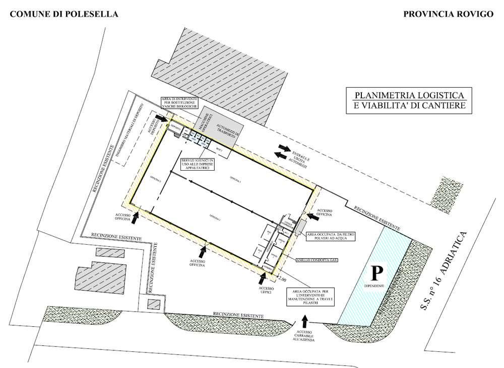 Capannone in vendita a Polesella, 9999 locali, Trattative riservate | CambioCasa.it