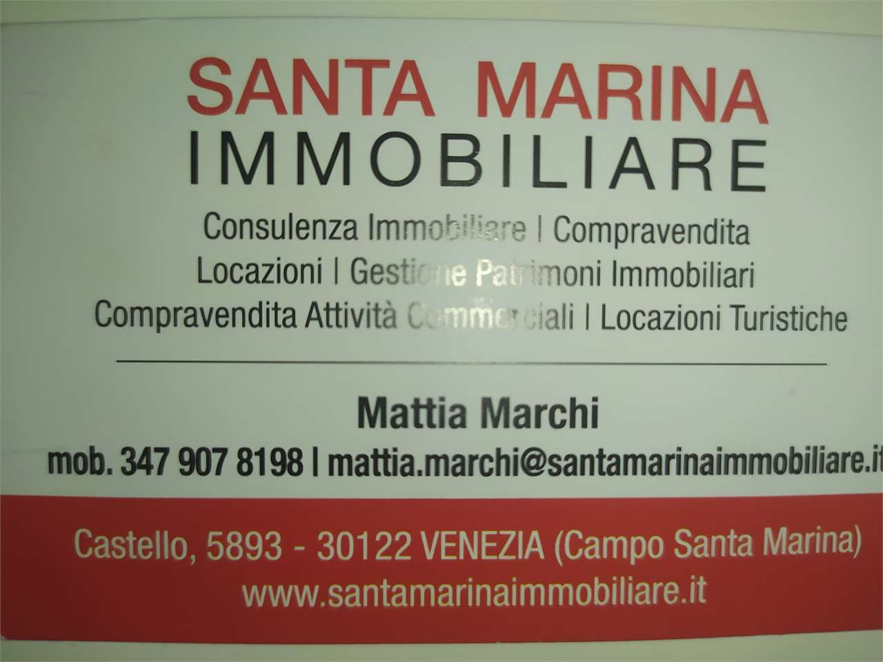 Negozio in 2 a San Marco, Venezia (VE)