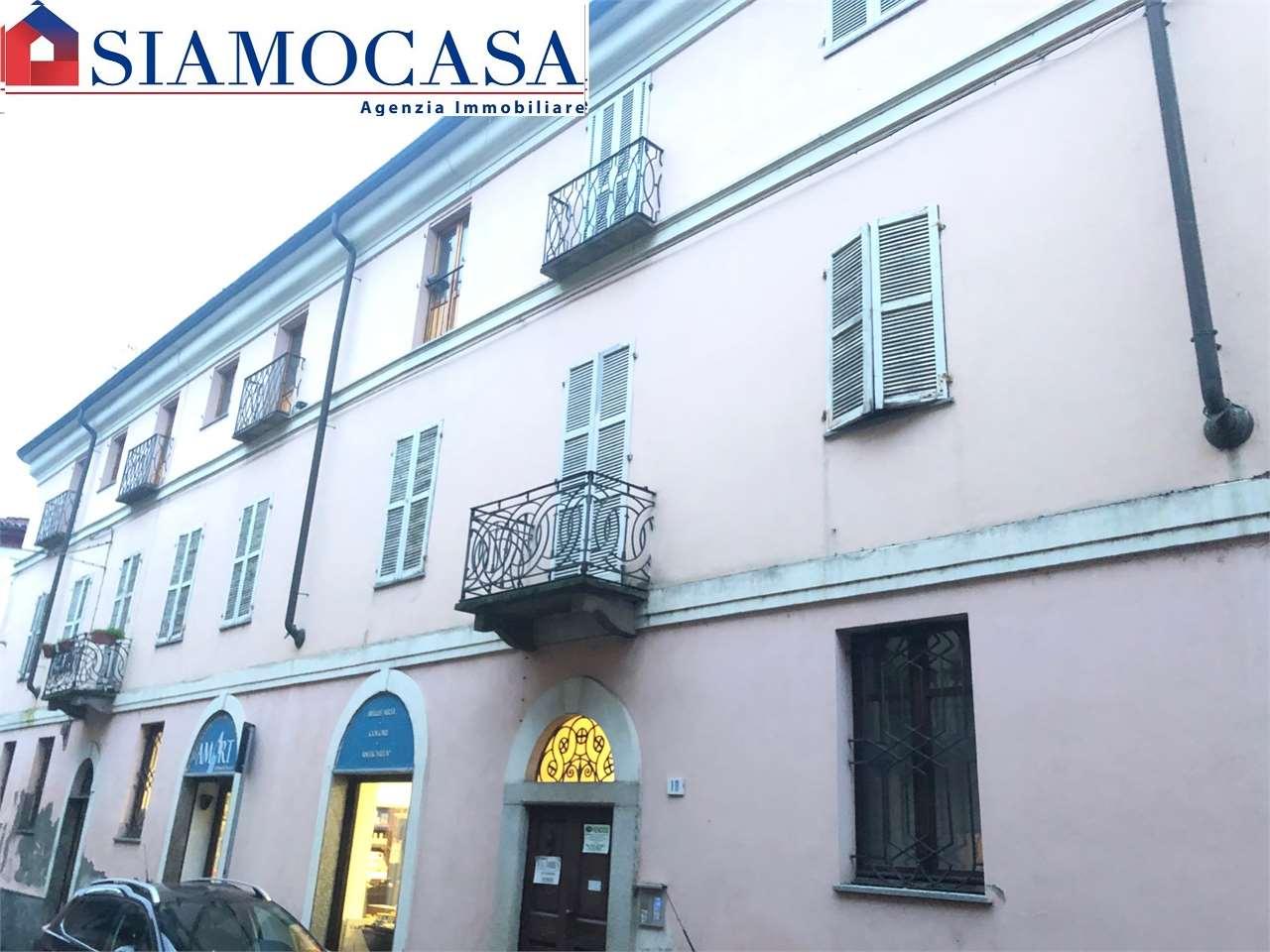 Appartamento in vendita a Alessandria, 4 locali, zona Zona: Centro-P.tta della Lega, prezzo € 70.000 | CambioCasa.it