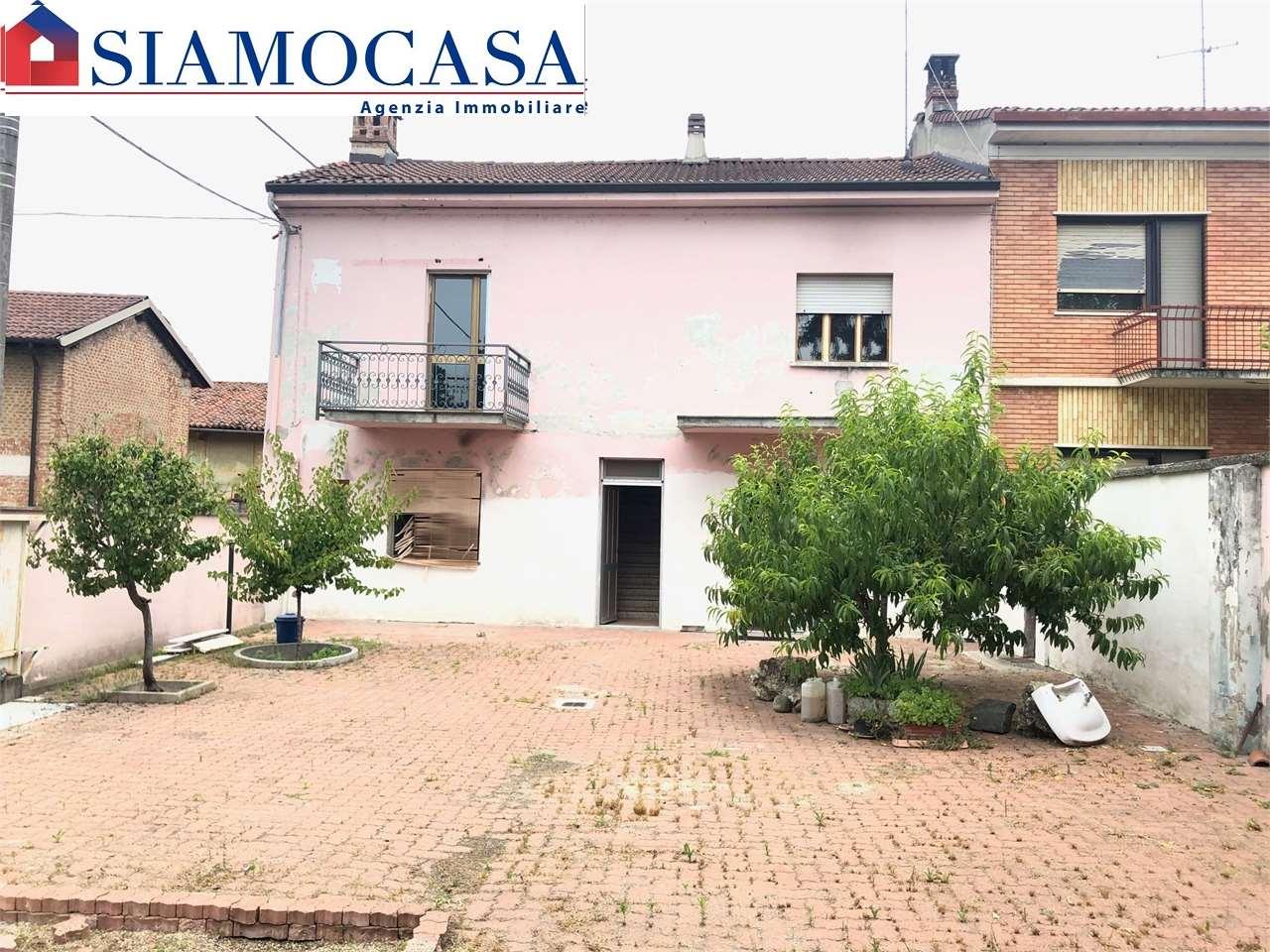 Soluzione Indipendente in vendita a Quargnento, 3 locali, prezzo € 45.000 | CambioCasa.it