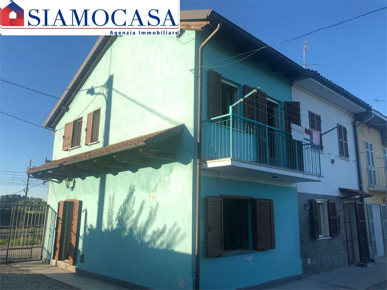 Soluzione Indipendente in vendita a Solero, 2 locali, prezzo € 40.000 | CambioCasa.it