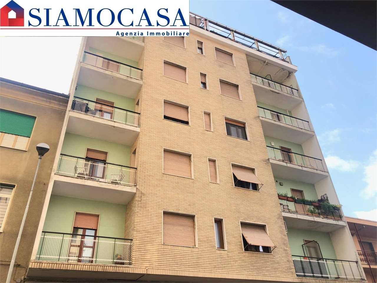 Appartamento in vendita a Alessandria, 3 locali, zona Zona: Pista Vecchia, prezzo € 49.000 | CambioCasa.it