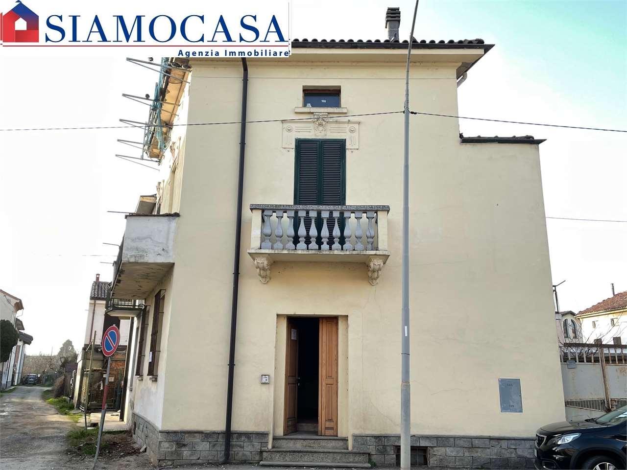 Soluzione Indipendente in vendita a Alessandria, 4 locali, zona Zona: Cantalupo, prezzo € 45.000 | CambioCasa.it