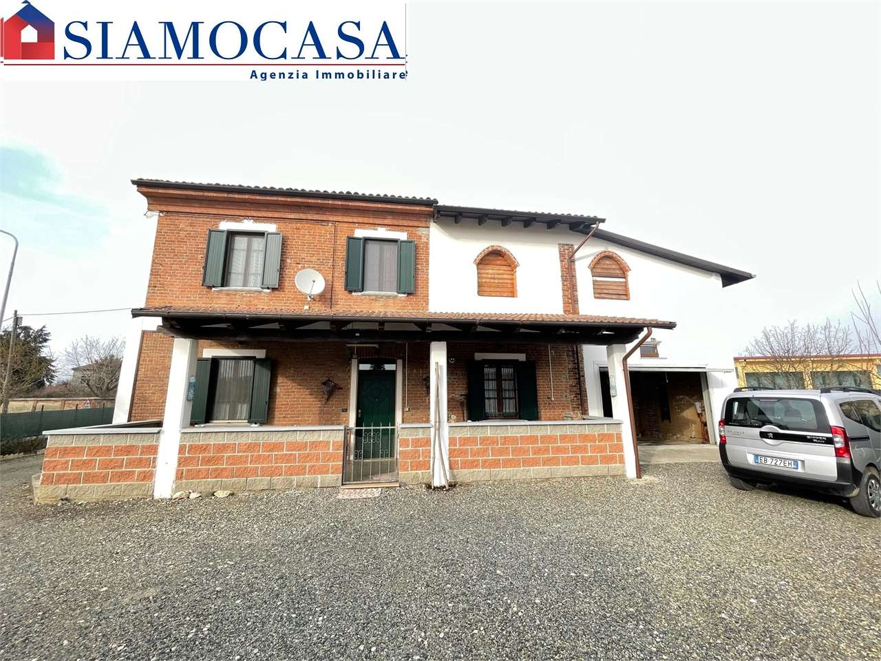 Soluzione Indipendente in vendita a Frugarolo, 5 locali, prezzo € 165.000 | CambioCasa.it