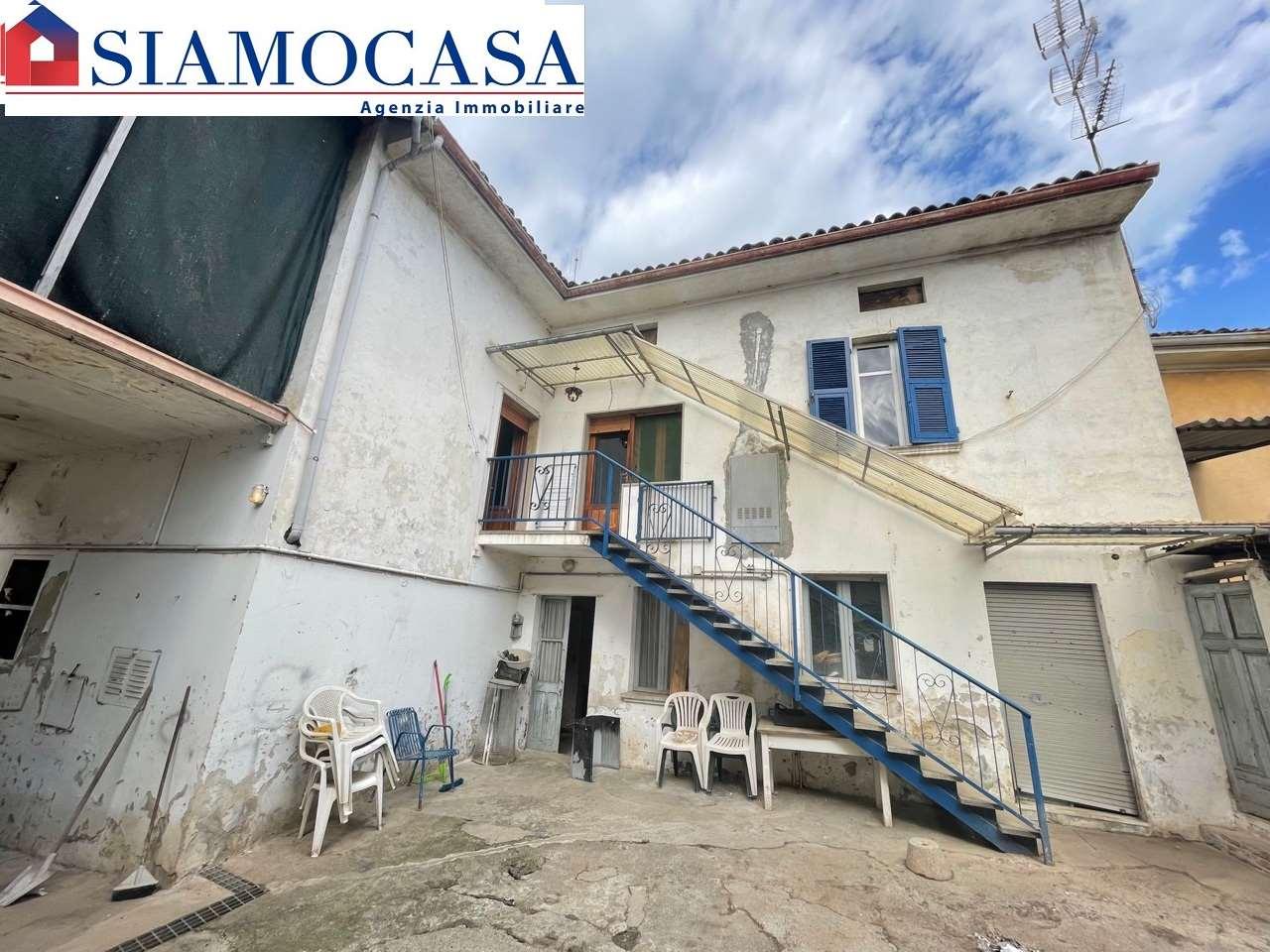 Soluzione Indipendente in vendita a Solero, 5 locali, prezzo € 38.000 | CambioCasa.it