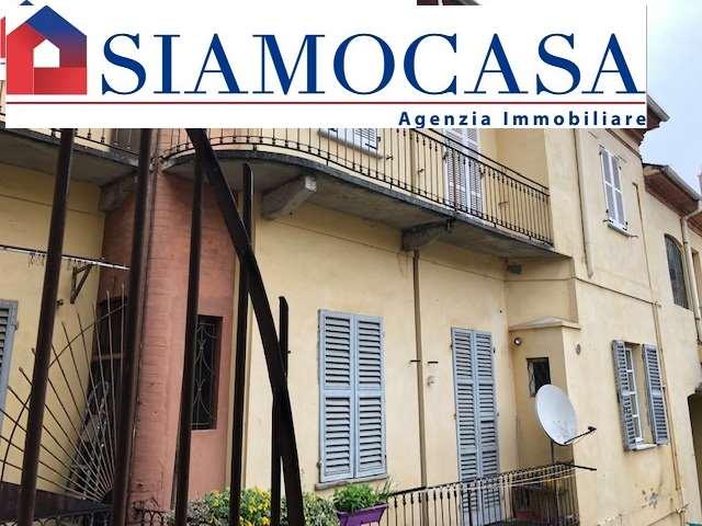 Appartamento in vendita a Alessandria, 6 locali, zona Zona: Centro-P.tta della Lega, prezzo € 190.000 | CambioCasa.it