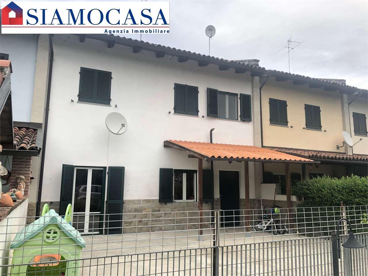 Villa a Schiera in vendita a Casal Cermelli, 5 locali, prezzo € 130.000 | PortaleAgenzieImmobiliari.it