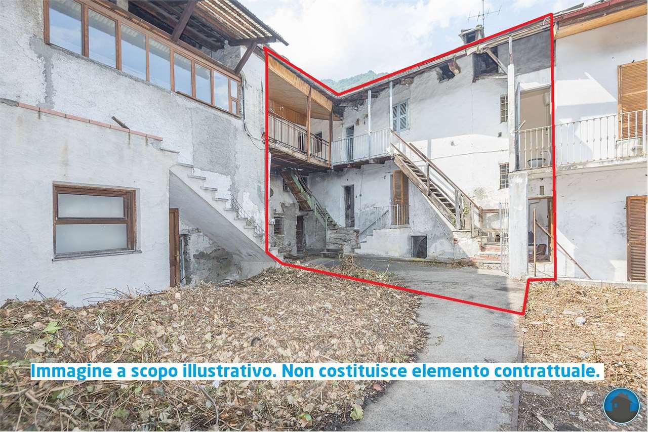 Appartamento in vendita a Bobbio Pellice, 4 locali, prezzo € 20.000 | PortaleAgenzieImmobiliari.it