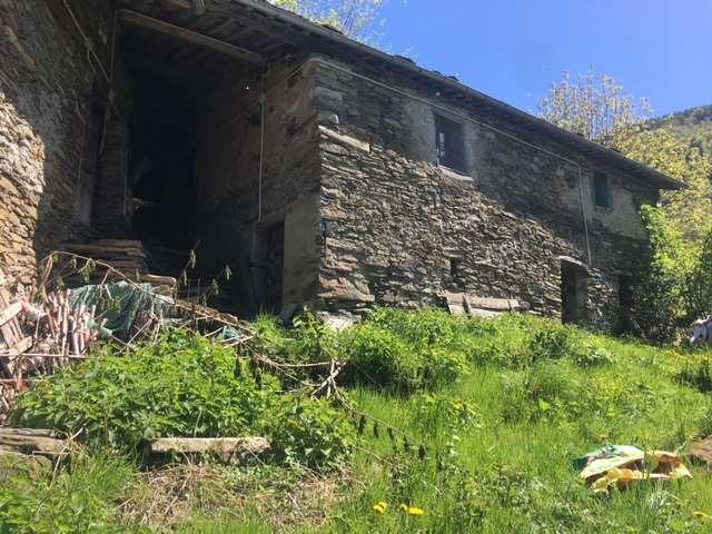Rustico / Casale in vendita a Angrogna, 4 locali, prezzo € 18.000 | PortaleAgenzieImmobiliari.it