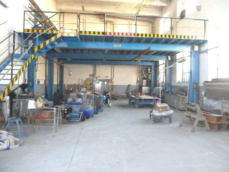 Vendita Capannone Commerciale/Industriale Verbania via muller  42103