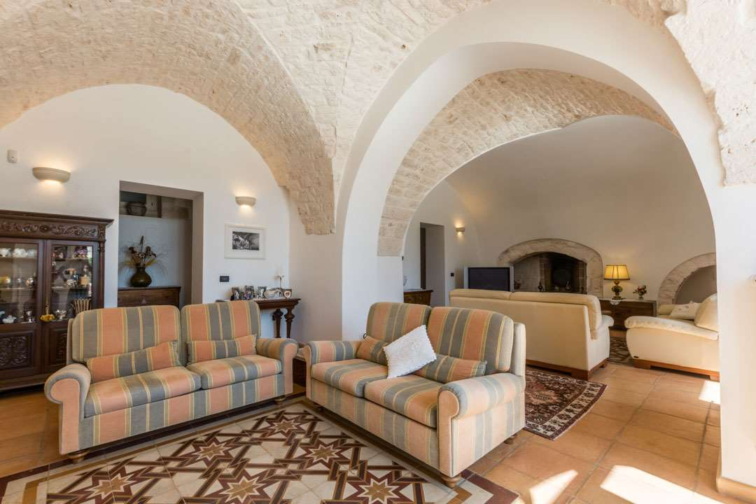 Villa Fumarola for Sale in Ostuni