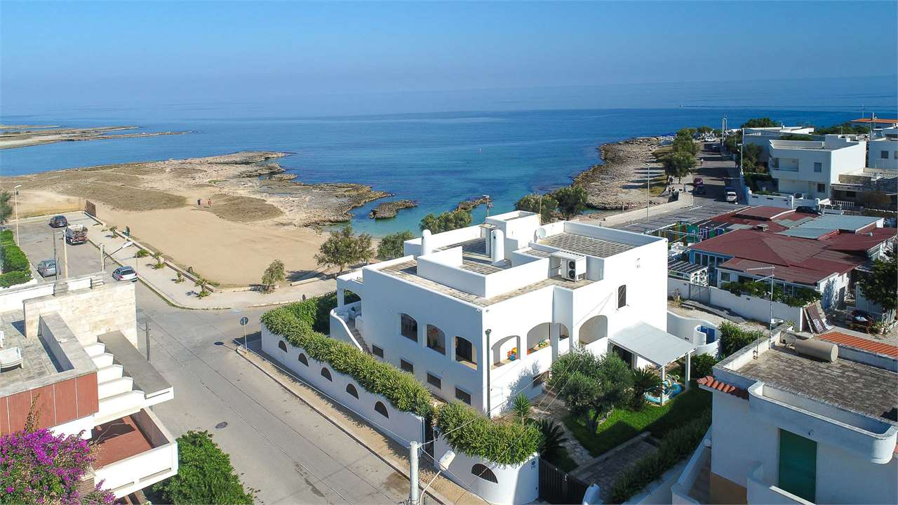 Villa Scirocco - villa for sale seaside